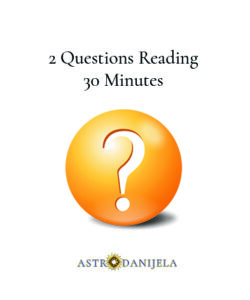 2 Questions Reading